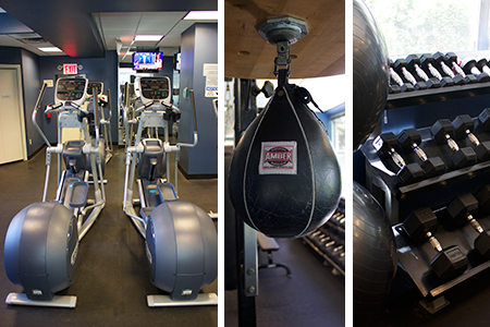 East River Fitness Center equipment