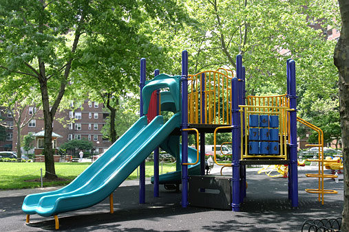 East River Play Area